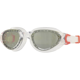 arena Cruiser Soft Gafas, clear-smoke-fluo red